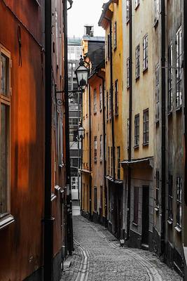 Gamla stan i Stockholm - när casino och andra aktiviteter