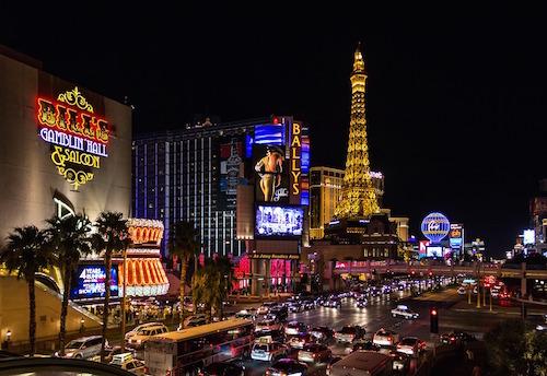 Vegas – komfort och nöje i överflöd